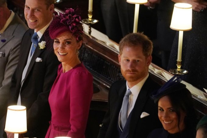 kate-middleton-principe-william-meghan-markle-harry-casamento-eugenie