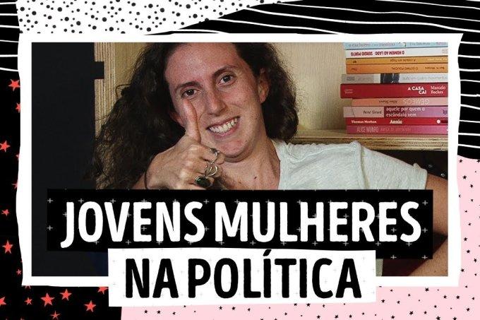 'Os brasileiros seguem achando que lugar de mulher não é na política'
