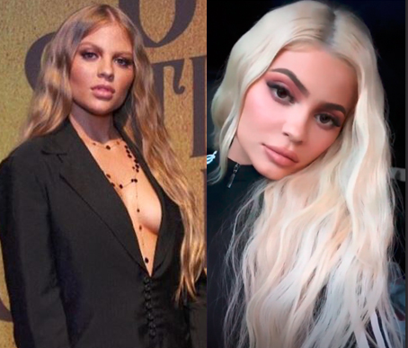 Kylie-jenner-luisa-sonza-penteado-ondulado