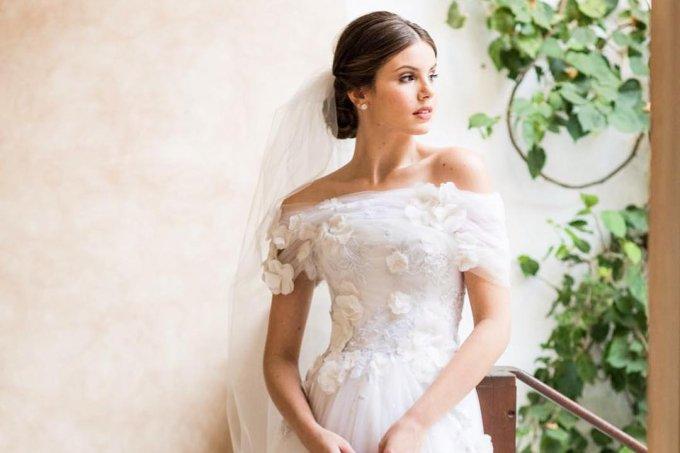 Camila Queiroz noiva