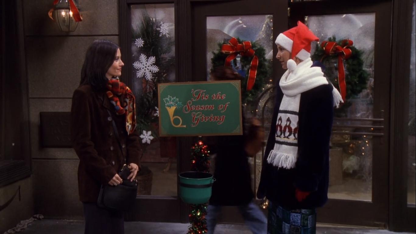 friends-episodio-natal-temporada-5