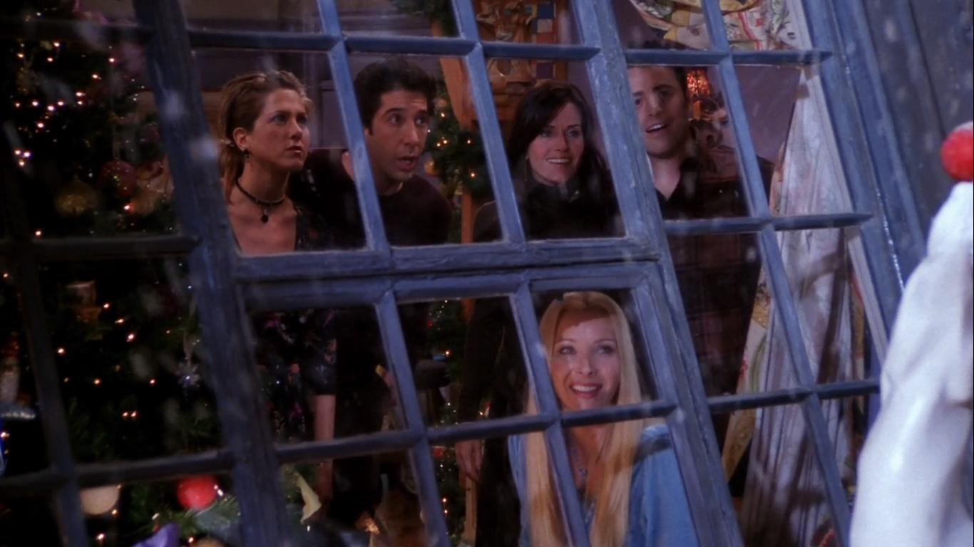 friends-episodio-natal-temporada-9