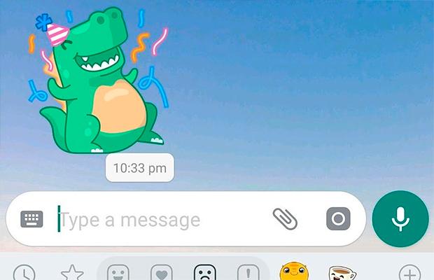 Você sabe como criar figurinhas para o WhatsApp?