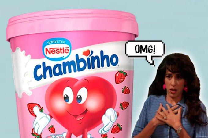 Valeu aí, 2019! Sorvete Chambinho ganha versão em pote com 500 ml