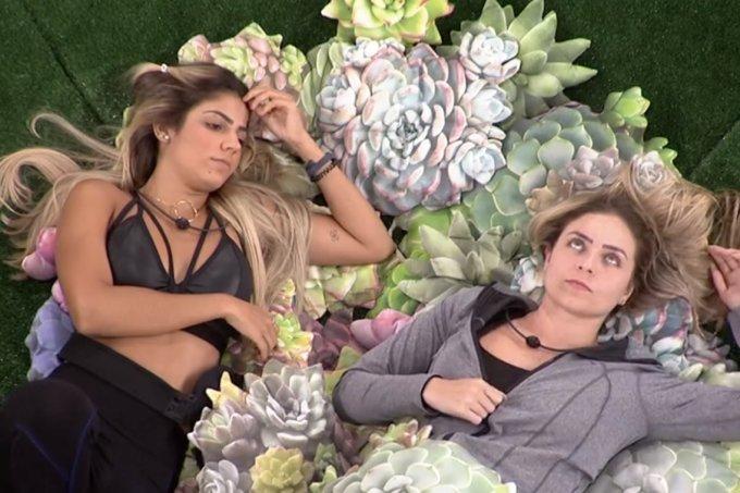 Paula e Hariany estão sobrando no BBB19?