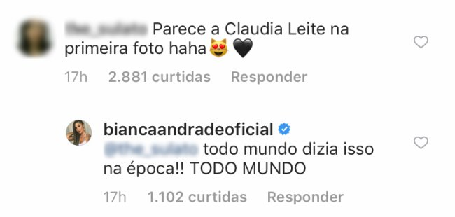 bianca-andrade-10-years-challenge-claudia-leitte