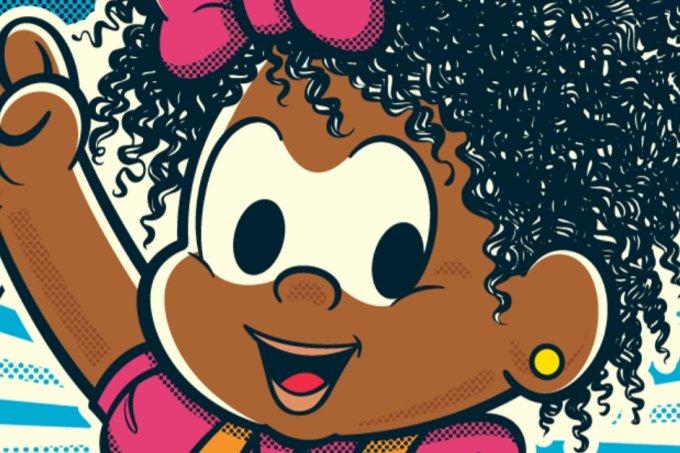 Conheça a primeira família negra a estampar a capa de um gibi da Turma da Mônica