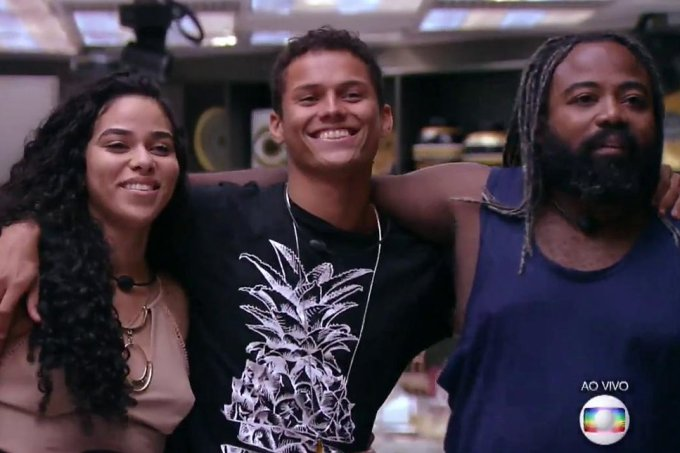 BBB19: Elana, Danrley e Rodrigo entre os favoritos para a final