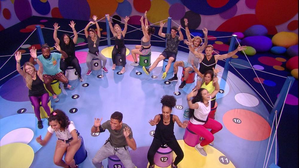 Carol Peixinho ganha a liderança da semana no Big Brother Brasil 19