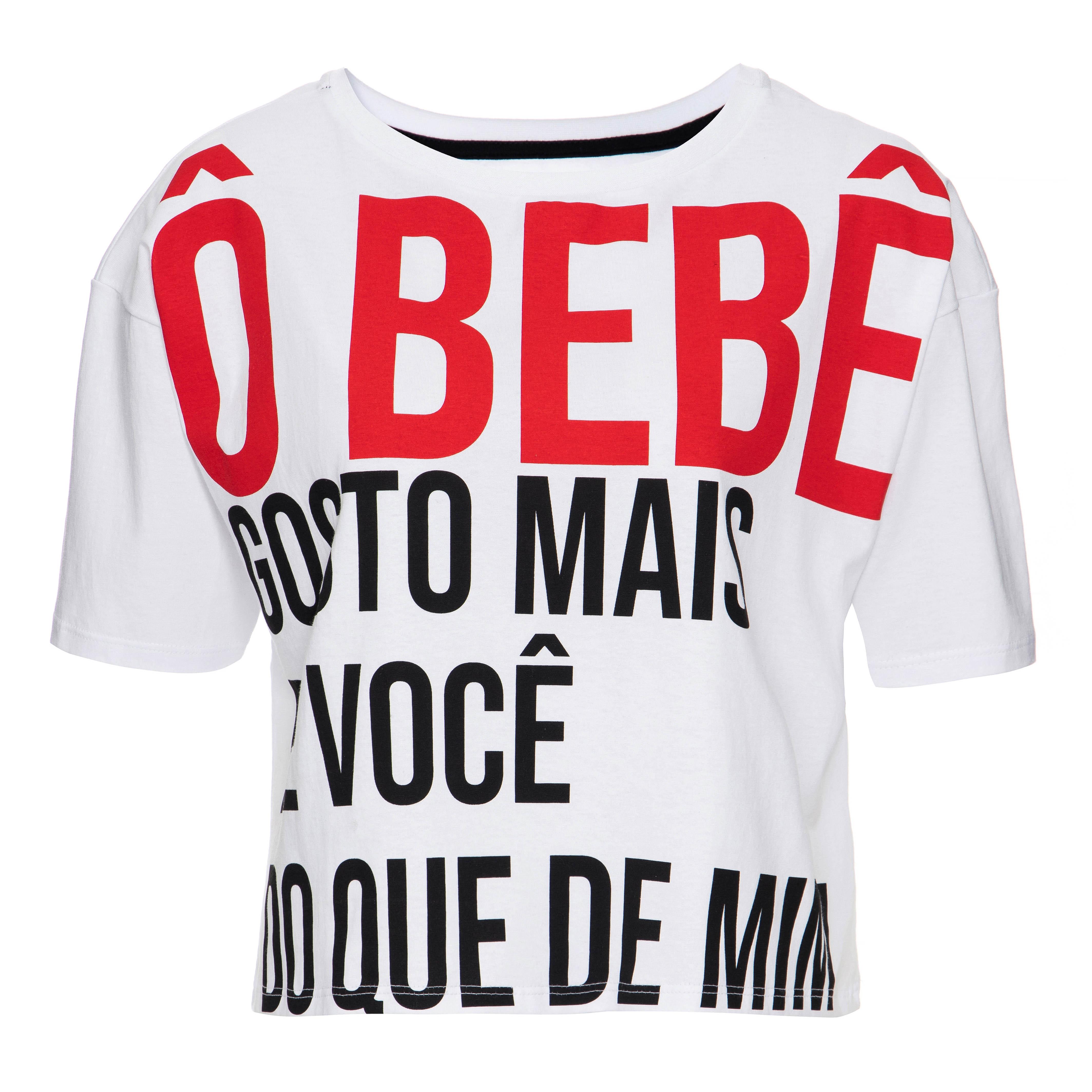 Camiseta da coleção do Kevinho para Marisa