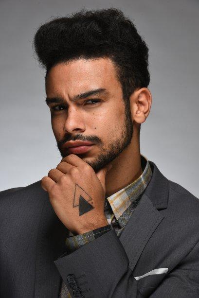 Rafa (Sérgio Malheiros) é o namorado de Helena. Ele é músico e dá a maior força na carreira de DJ de Cintia.