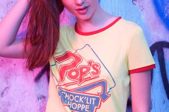 Camiseta da Riachuelo inspirada em Riverdale