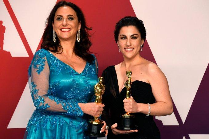 'Não acredito que um documentário sobre menstruação ganhou um Oscar!'