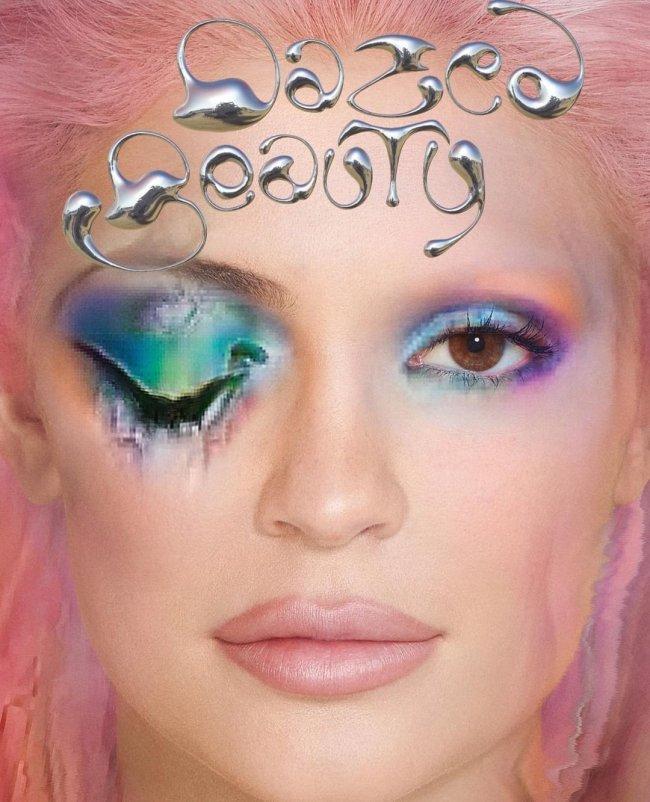 kylie-jenner-maquiagem-inteligencia-artificial-dazed-beauty