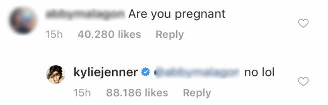 kylie-jenner-responde-gravidez