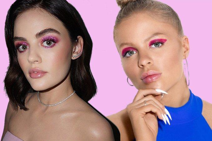 maquiagem-rosa