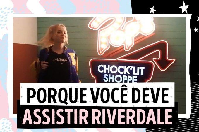 Por que Riverdale faz tanto sucesso? feat. Rolezinho no Pop's