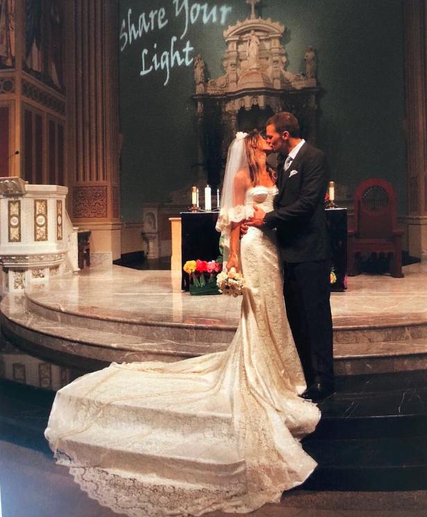 Casamento de Gisele Bündchen e Tom Brady