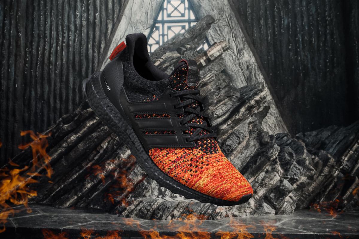 Coleção da Adidas inspirada em Game Of Thrones