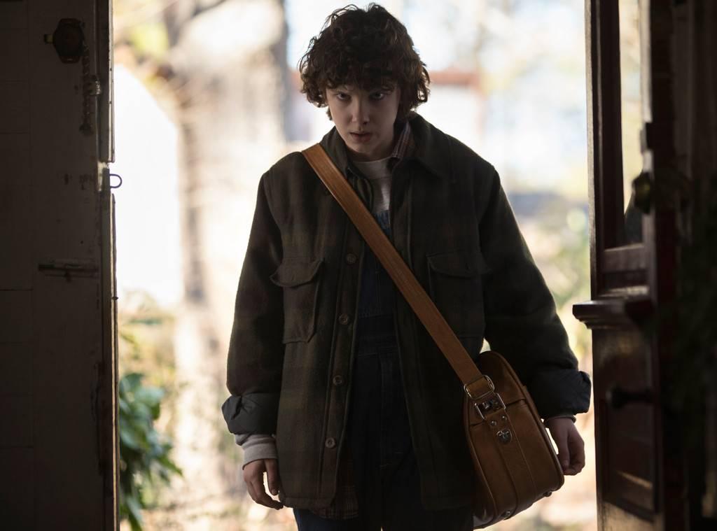 Eleven na segunda temporada de Stranger Things
