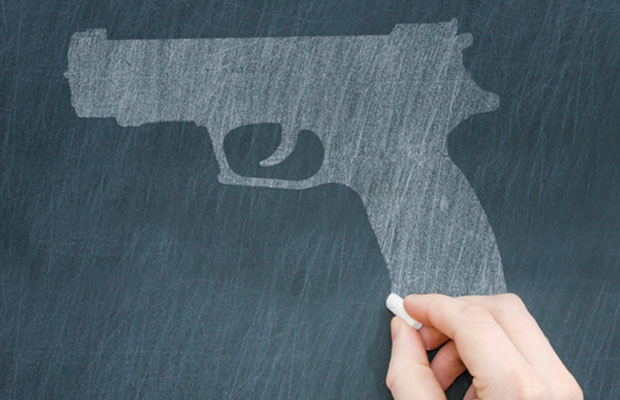 A cada 15 horas, uma arma é encontrada em uma escola pública de São Paulo