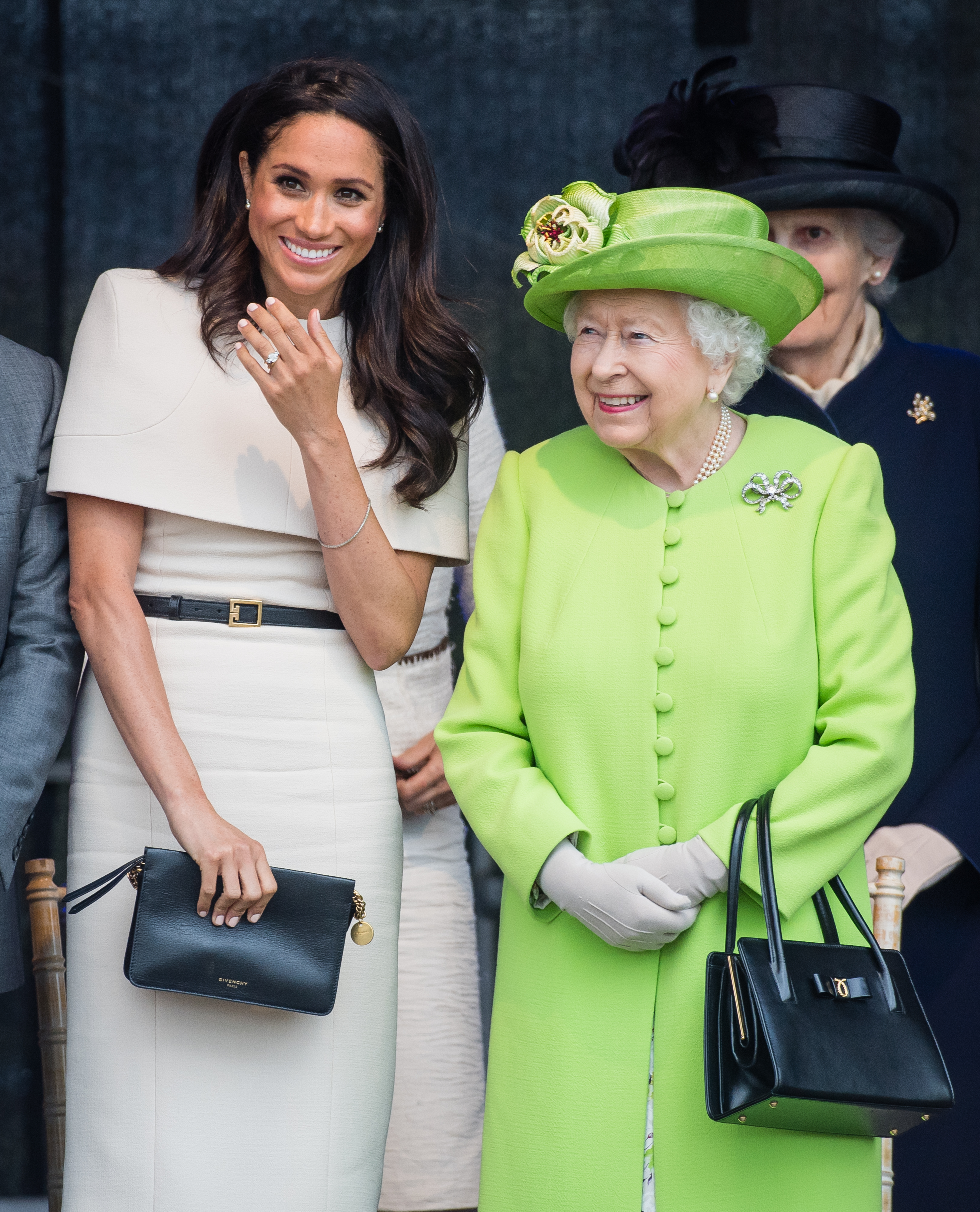 Meghan Markle e Rainha Elizabeth II