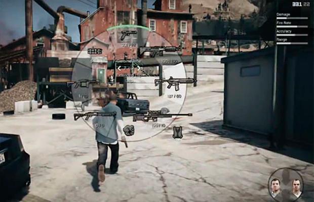Porte de armas na vida real é 'proteção' mas em games é 'ameaça'
