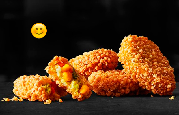 McDonald's lança opção vegana de seus tradicionais McNuggets