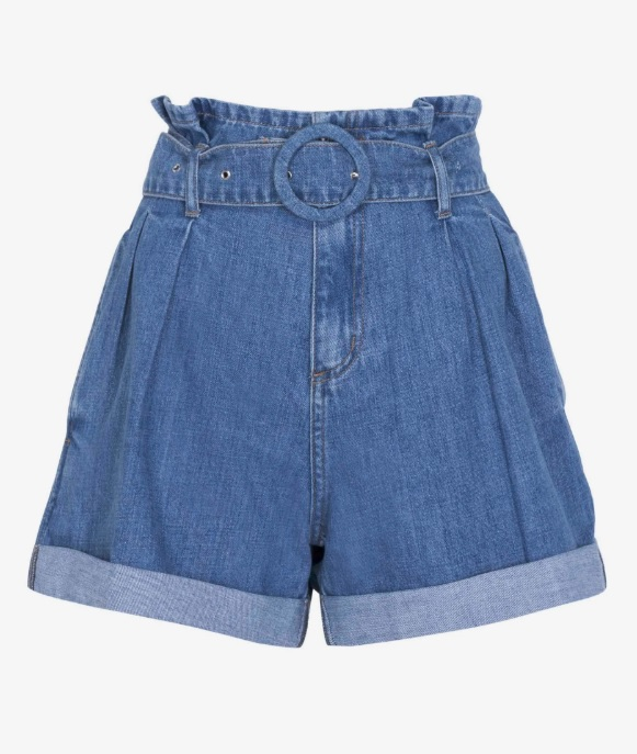 Short jeans clochard AMARO