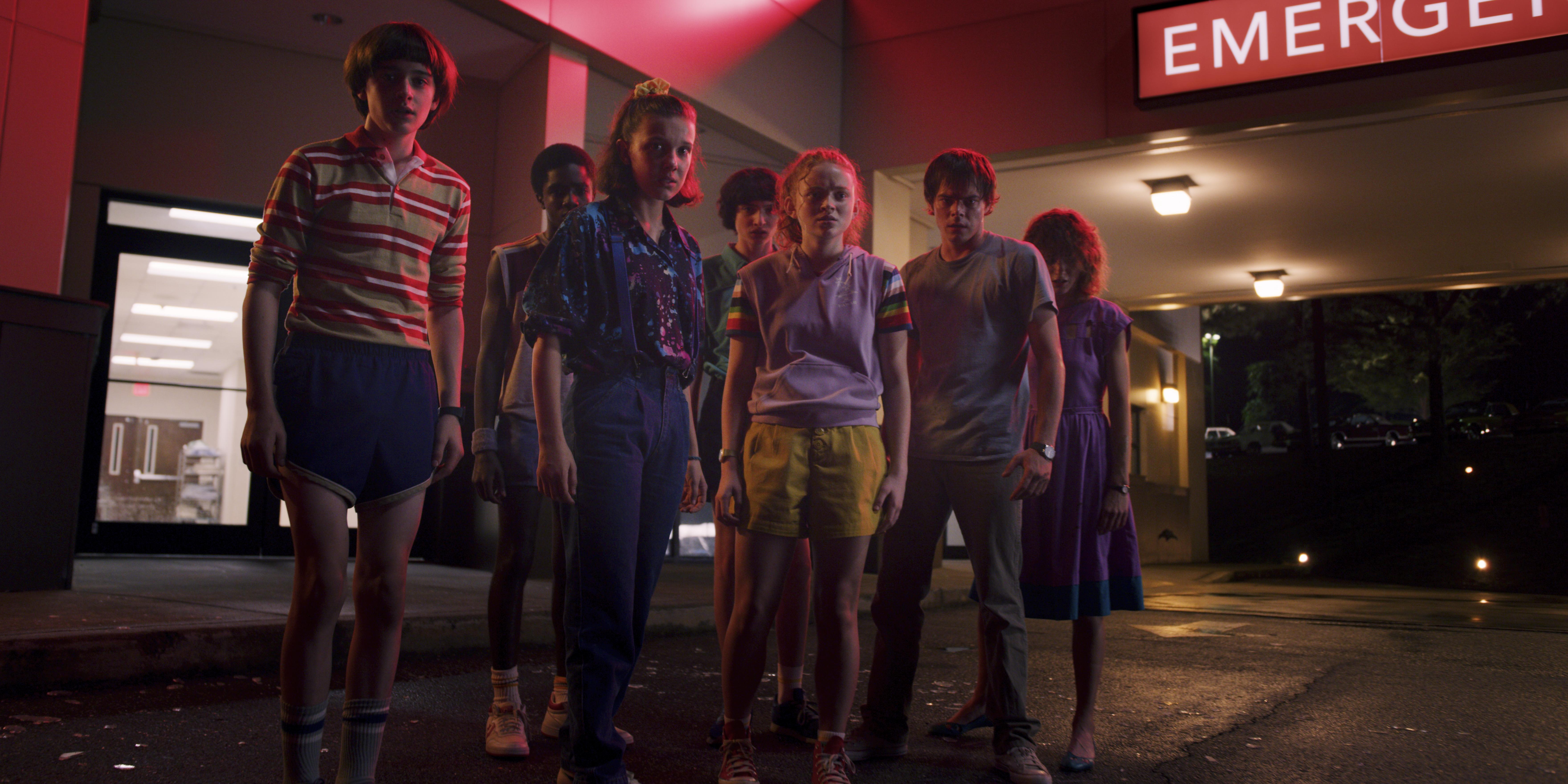 Terceira temporada de Stranger Things