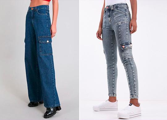 calça-jeans-cargo