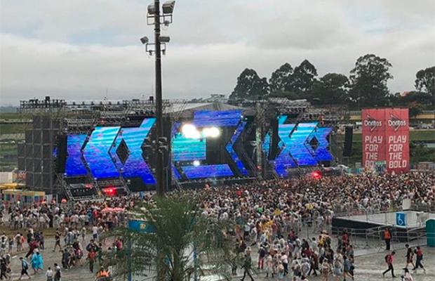 Segundo dia de Lollapalooza é normalizado e programação volta é retomada