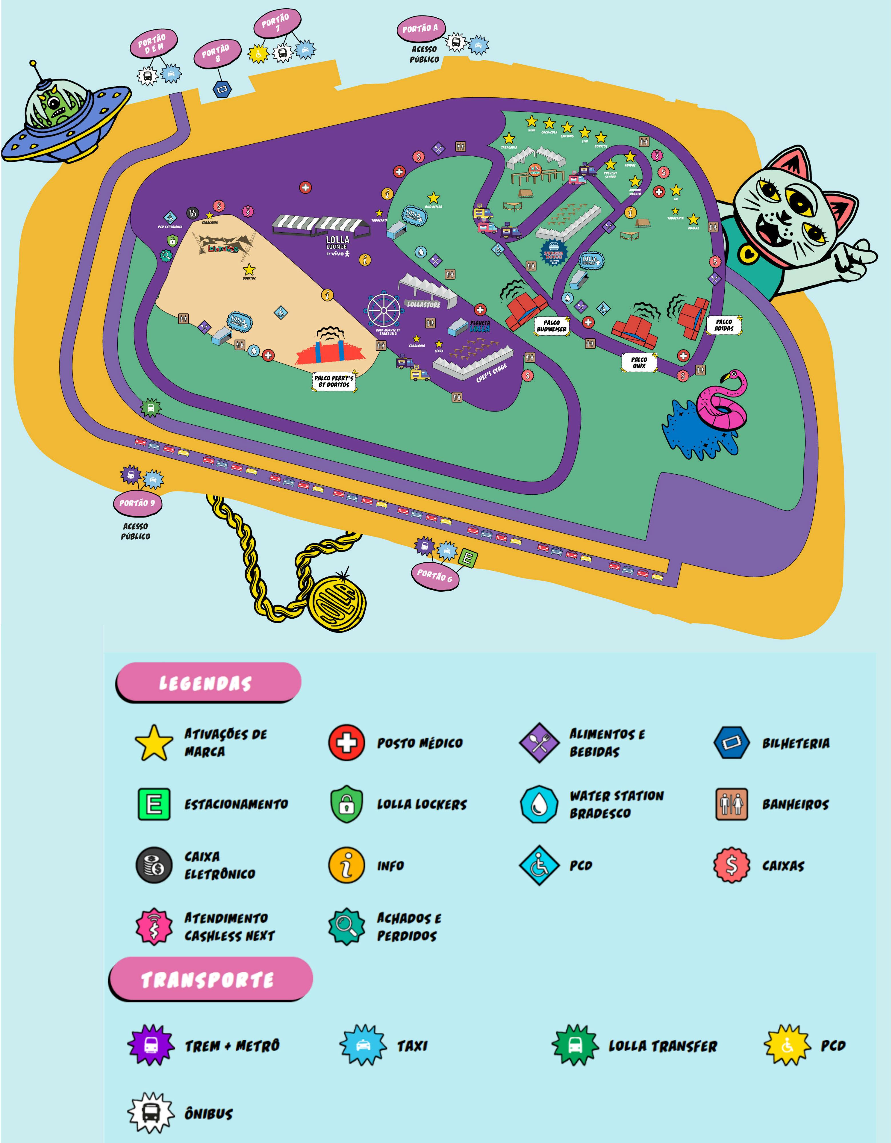 mapa-lollapalooza-2019