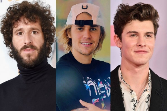 musica-lil-dicky-justin-bieber-shawn-mendes