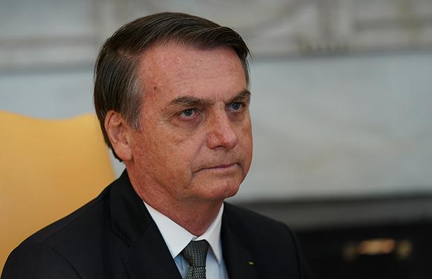 Foto de perfil do Presidente Jair Bolsonaro