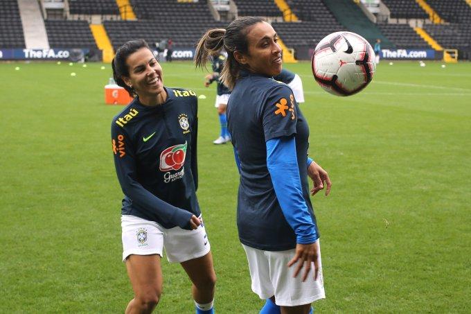 Saiu a escalação da Seleção Brasileira de Futebol Feminino para a Copa!