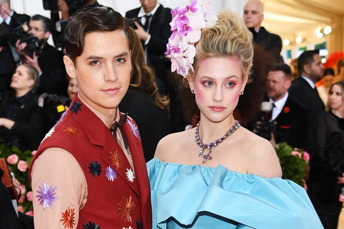 cole-sprouse-lili-reinhart-met-gala-riverdale