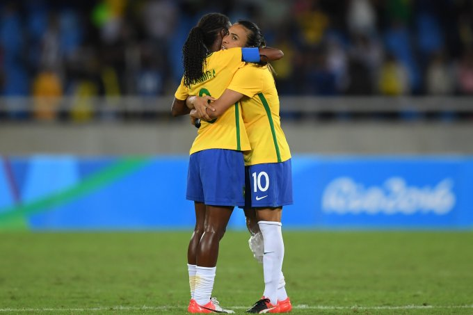 Os recordes da Seleção Brasileira de Futebol Feminino