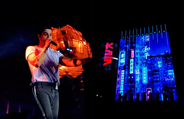 Luan critica o avanço desenfreado da tecnologia em nova e maior turnê da carreira
