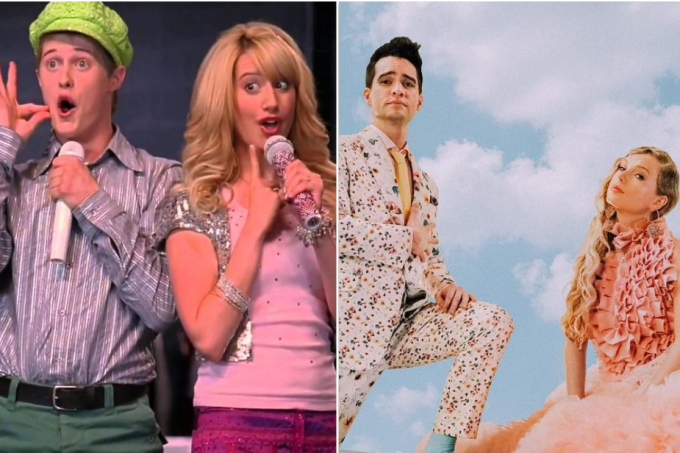 sharpay-ryan-taylor-swift-brendon-urie