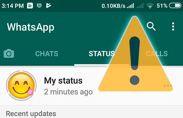 WhatsApp pode começar a exibir publicidade no Status a partir de 2020