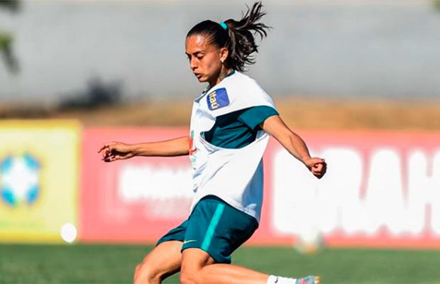 Andressa Alves e Formiga estão fora do jogo Brasil x Itália desta terça
