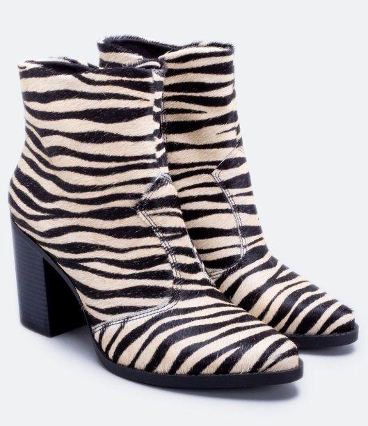 Bota zebra Renner (R$ 299,90*).