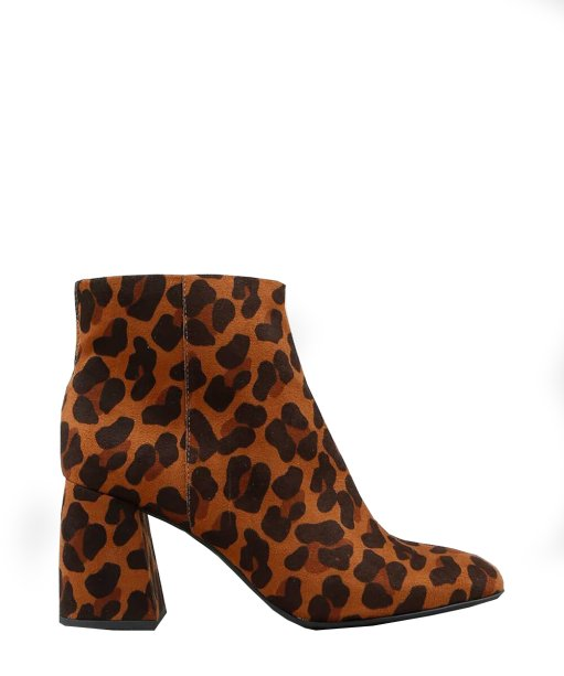 Bota animal print C&A (R$ 159,99*).