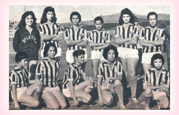 Sabia que as mulheres, no Brasil, já foram proibidas por lei de jogar futebol?