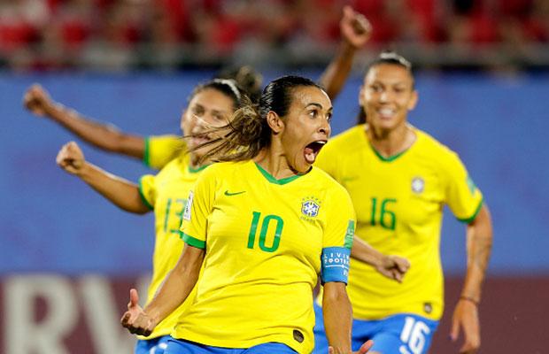 Brasil vence Itália e está na próxima fase da Copa do Mundo Feminina