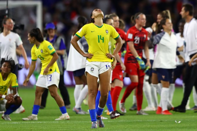 France v Brazil: Round Of 16  – 2019 FIFA Women's World Cup France