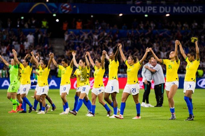 Brasil quebra mais um recorde na Copa Feminina, desta vez de audiência!