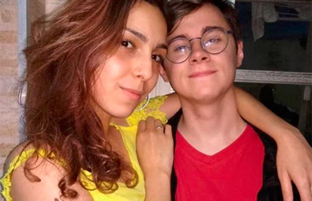 Namorada de ator assassinado por sogro posta homenagem nas redes; entenda o caso