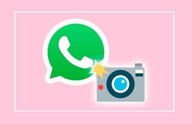 Nova função do WhatsApp ajuda usuário a não enviar foto pra pessoa errada